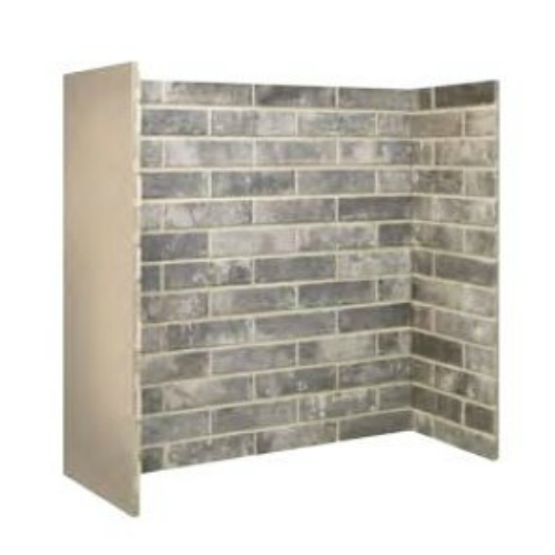 Brickbond Ceramic Grey Chamber