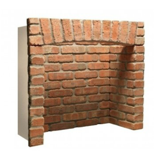 RUSTIC Arch Brick Chamber