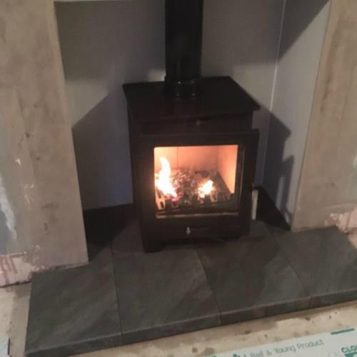 Graphite-slate-hearth-flavel-arundel-stove