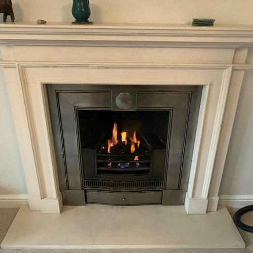 limestone-hearth-and-mantle